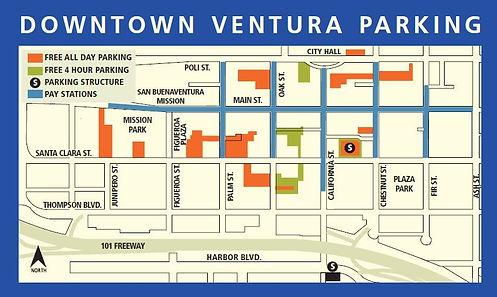downtown ventura parking map