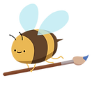 spring bee left illustration.png