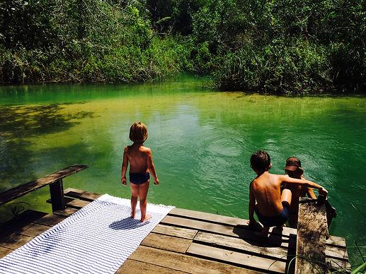 Family Tours in Bonito - Bravo Brazil Ex