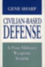 civilian based defense gene sharp