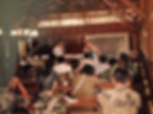 Gene Sharp, teaching, Burma