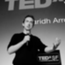 Ruaridh Arrow, TED talk