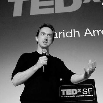 Ruaridh Arrow, TED talk