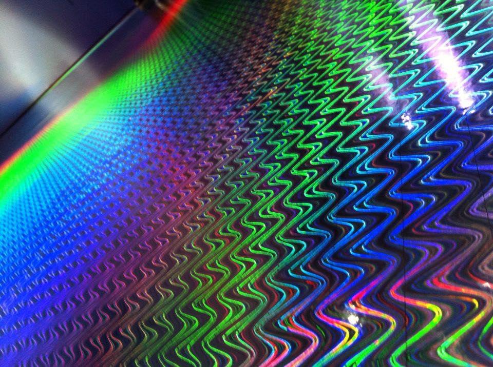 Pista de dança holográfica