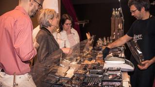 16&17 octobre 2021 Salon du Chocolat et des Gourmandises