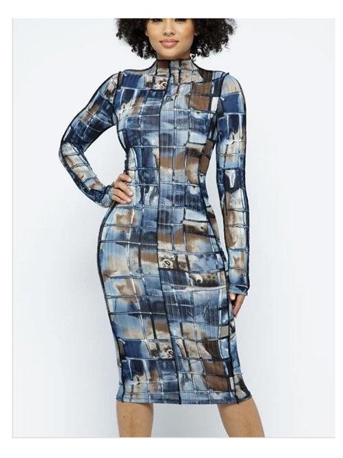 THE SHAYNA DRESS