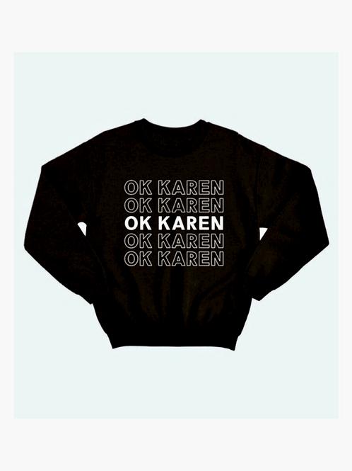THE KAREN SWEATSHIRT