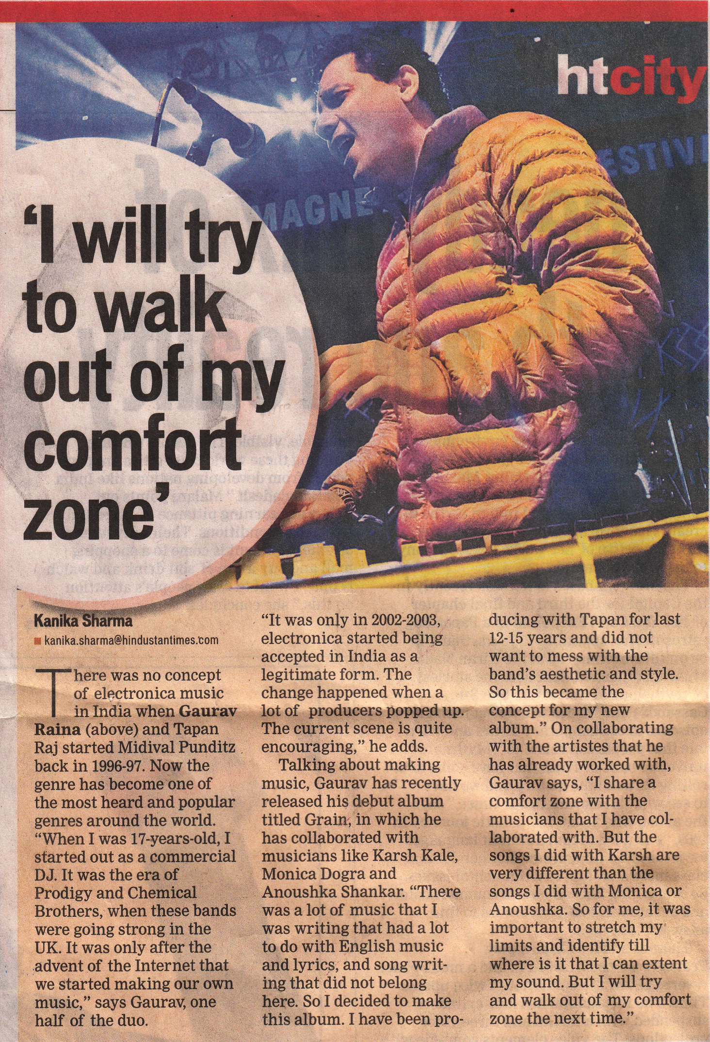 HT City (3rd Oct 2014)