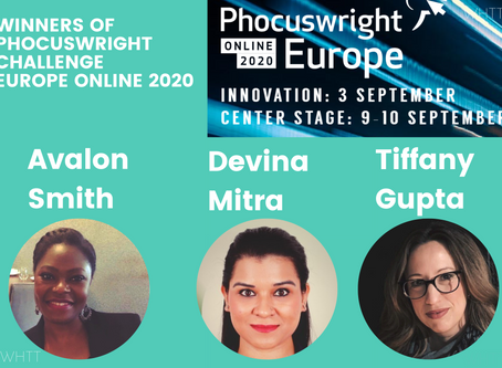 Announcing the winners of the Phocuswright Challenge 2020!