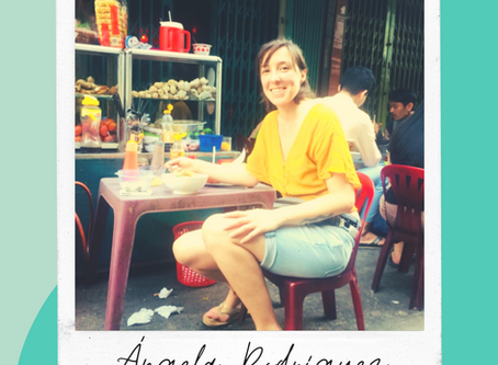 Meet Our Members Ángela Rodríguez