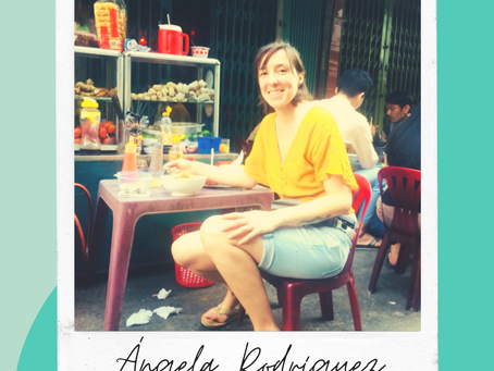Meet Our Members Ángela Rodríguez