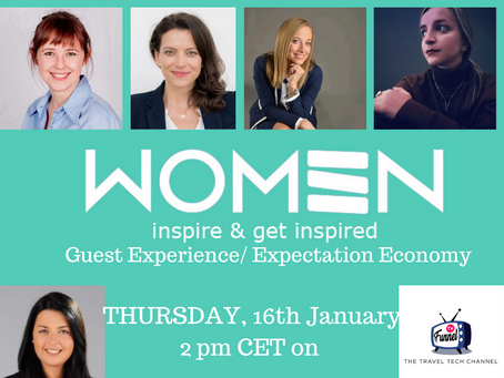WOMEN EPISODE 3 Guest Experience & Expectation Economy