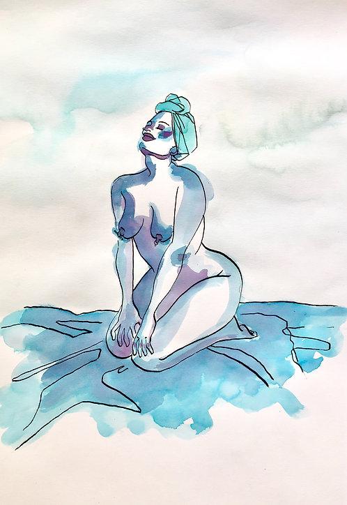 Vénus Bleue