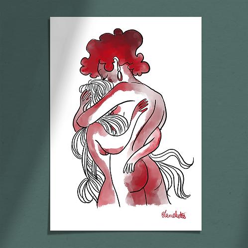 Etreinte Rouge