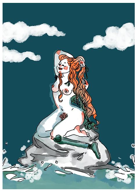 Vénus - Sirène