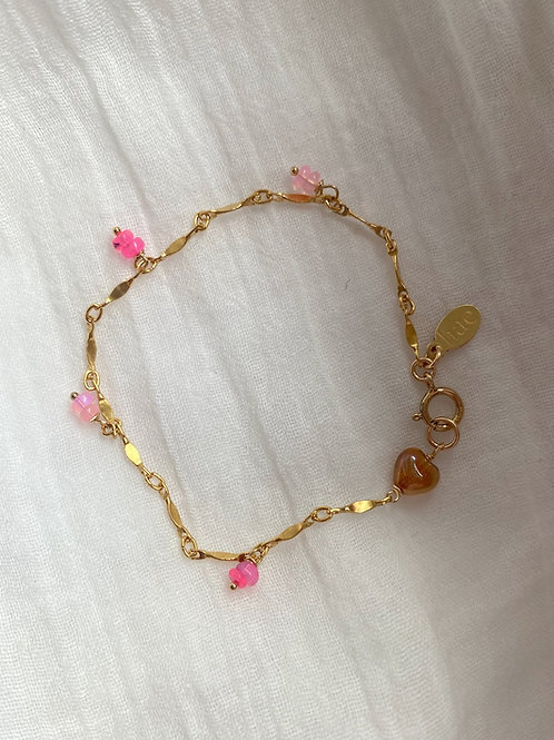 Lava Drop Bracelet