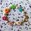 Thumbnail: Rainbow Daisy Bracelet