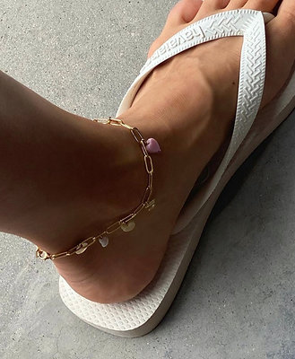 Ocean Anklet by Claire Rose