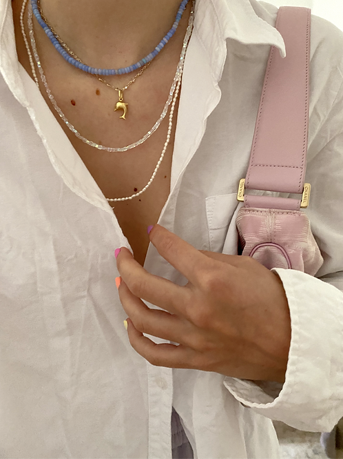 Pearl Rice Necklace