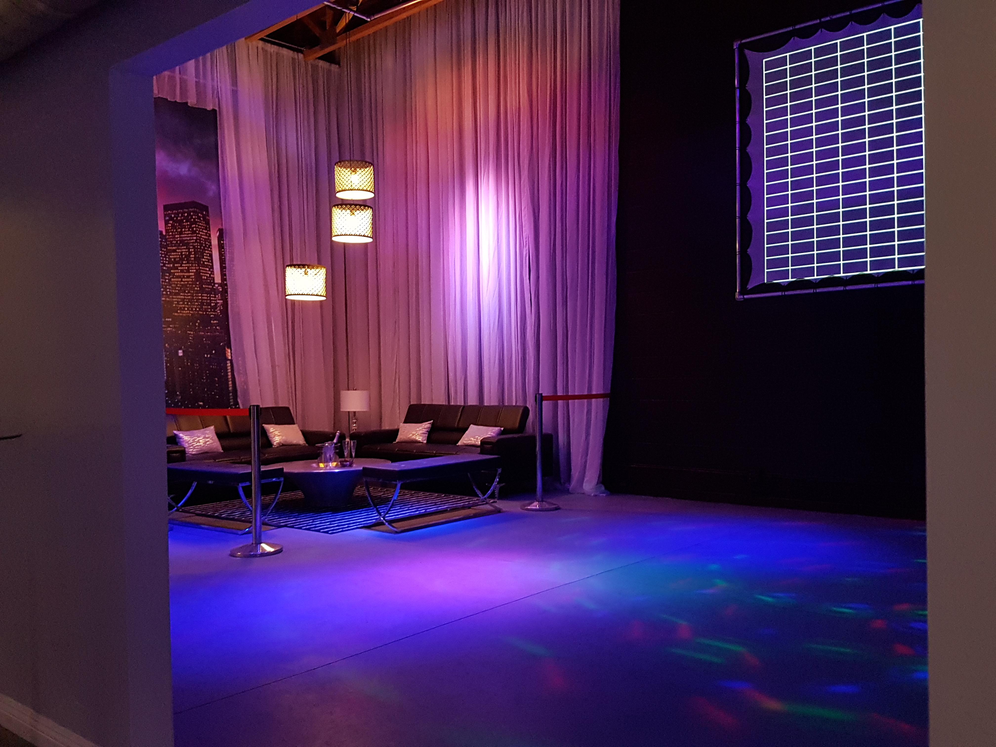 VIP and Dance Floor