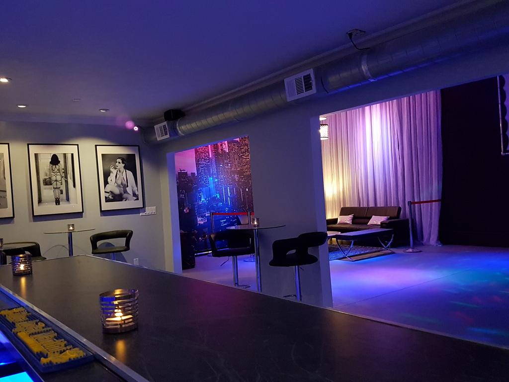 Dance Floor from Bar