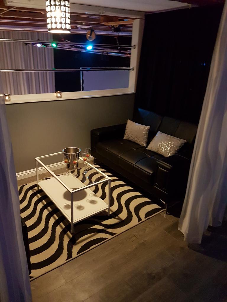Upstairs VIP