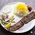 Persian Barg kebab