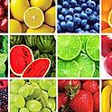 Apple, Mint, Lemon, Grape, Gum, Orange, Blueberry, Cherry, Mix