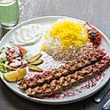 Kofta kebab (Kobideh)