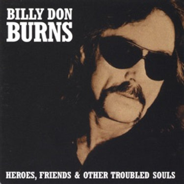 HEROES, FRIENDS & OTHER TROUBLED SOULS - CD