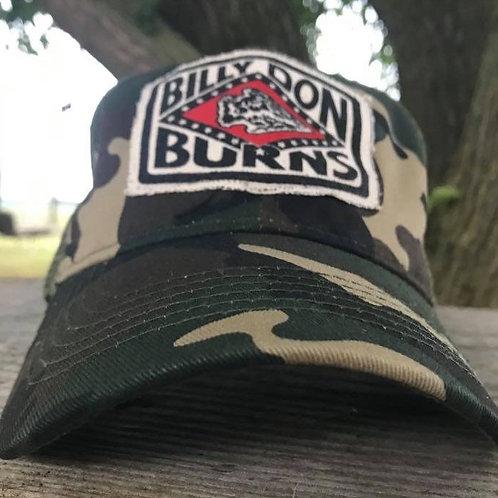 TRUCKER HAT-CAMO
