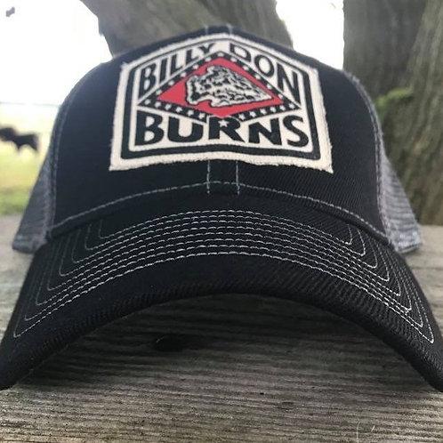 TRUCKER HAT - BLACK/GRAY