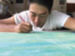 魚譜画家 長嶋祐成