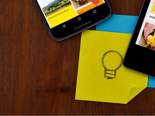 Organize seu tempo, idéias e tarefas com uma ferramenta que funciona de qualquer lugar