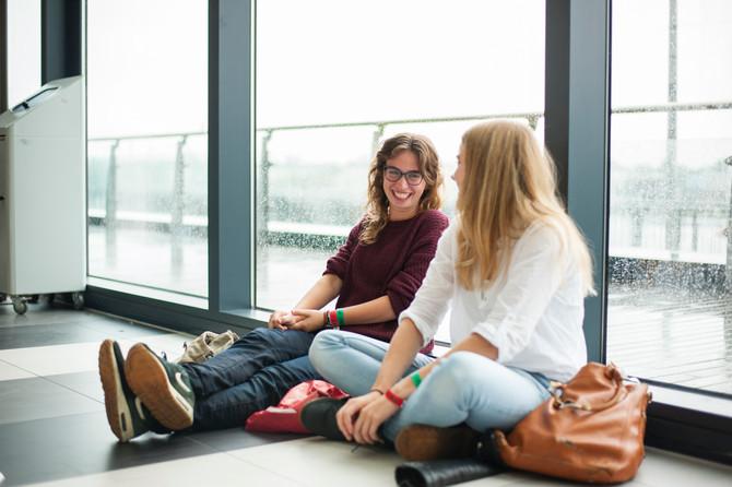 Foto van de Week #8 - Intreeweek: nieuwe studenten in de stad