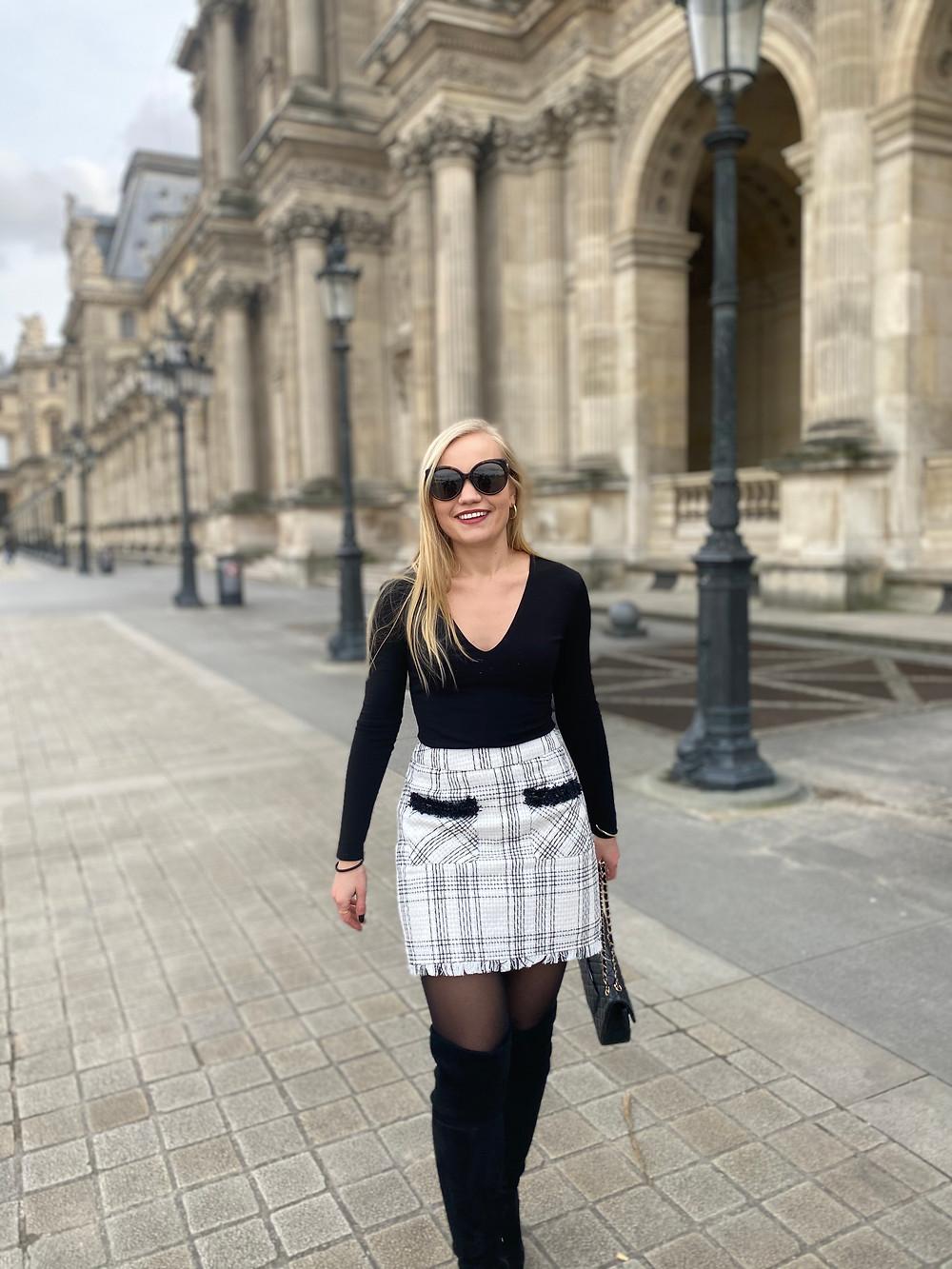 fashion blog Paris