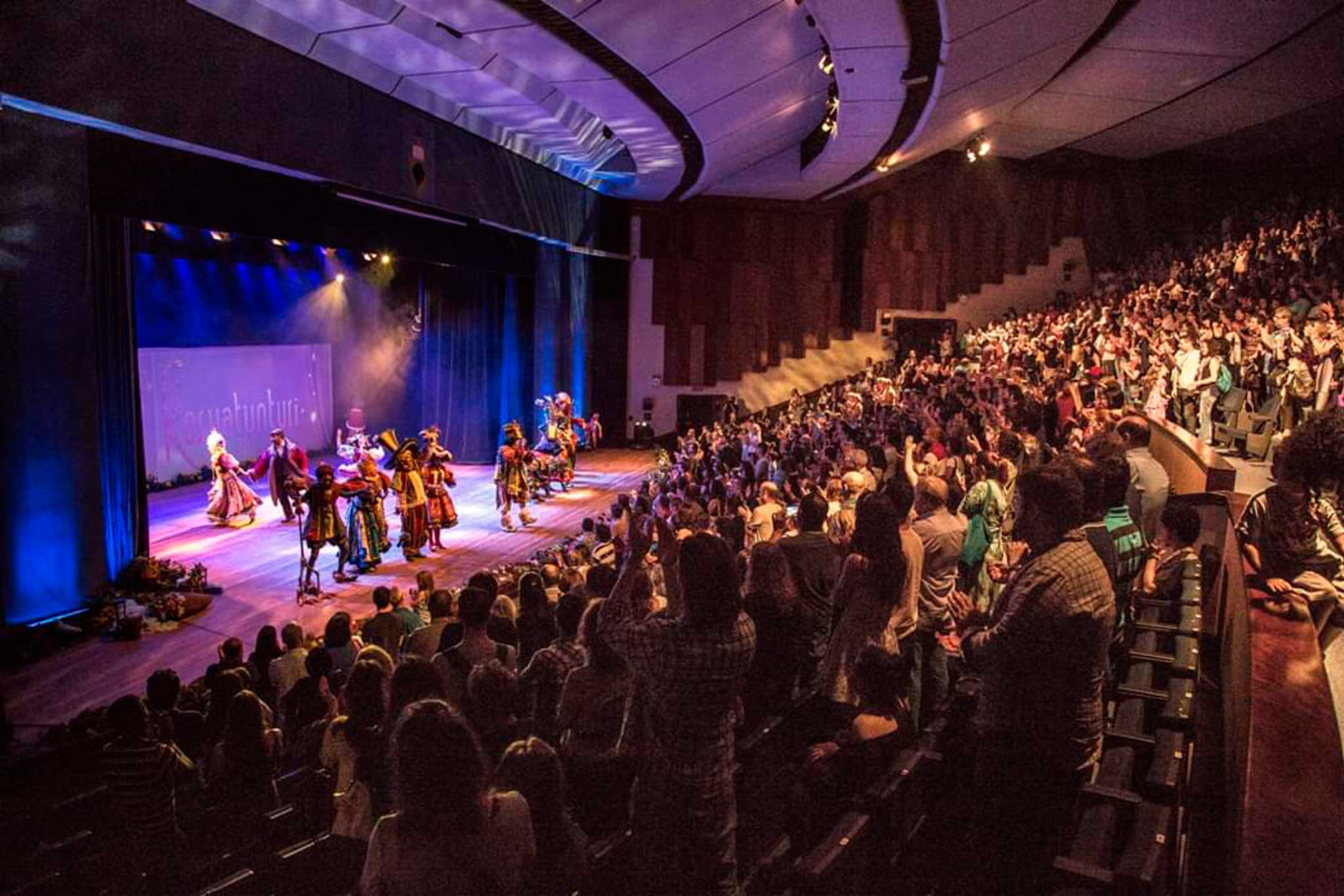 Musical Korvatunturi em Gramado RS