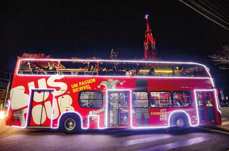 Bustour Illumination Show