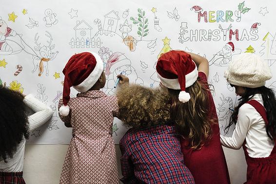 Aula de navidad
