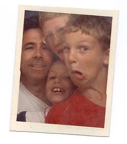 David, Matt, Steve and Richard