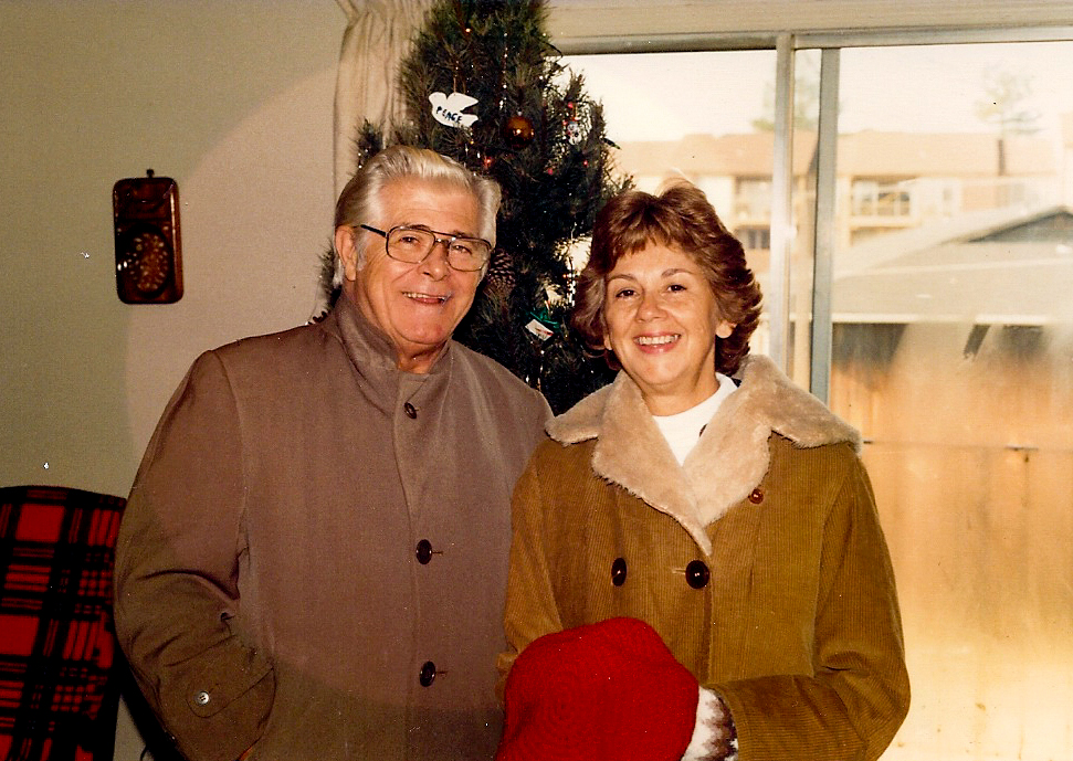 Edythe and Harvey Bujold