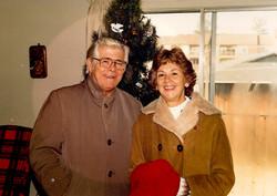 Edythe and Harvey Bujold