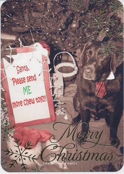 Ray's Christmas card 2014