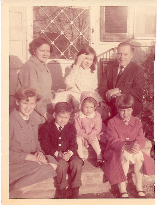 Kawejsza clan back in the 60 's