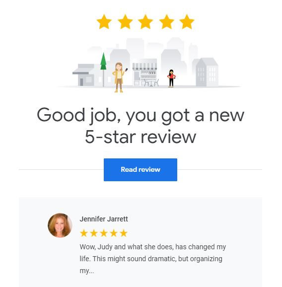 Jennifer Recommendation on Google2020-Oc