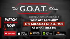 The G.O.A.T. Show | Trailer