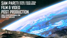 Sam Pareti | Editor Demo Reel