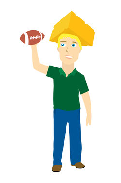 I'm A Cheesehead, Baby, So Why Don't