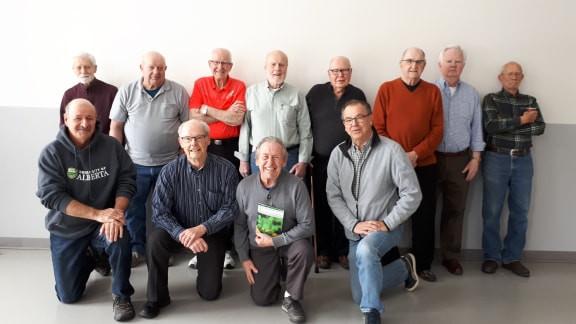 Triwoodsmen Senior Mens Group