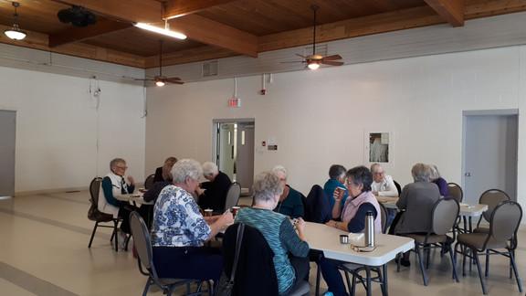 Trilighters Senior Womens Group